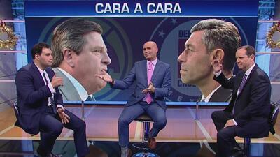 Cara a cara de Aldo Farías y Paco Villa rumbo a la final: América vs. Cruz Azul