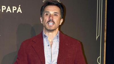 Sergio Mayer explicó cuál es el delito sexual que cometió la pareja de su hijo