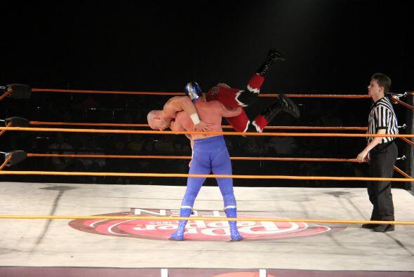 brewer lucha libre