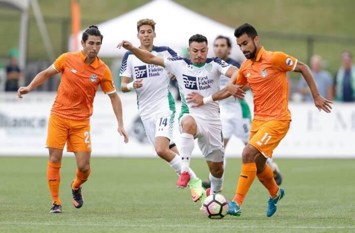 (USL) OKC Energy F.C. [3]-0 LA Galaxy II: el mexicano Miguel González se...