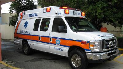 Ambulancia Puerto Rico