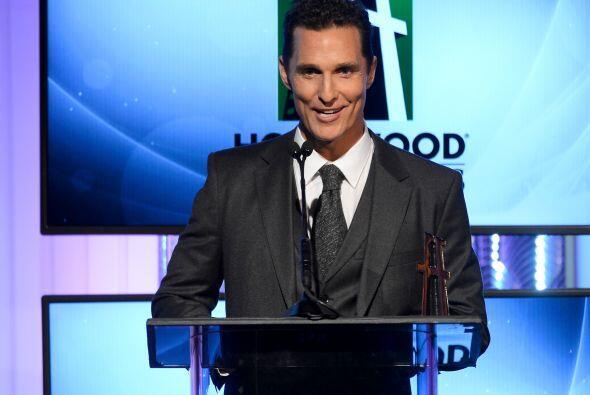 Matthew McConaugheyMira aquí los videos más chismosos.