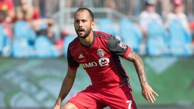 ¿Adiós al 'Brujo'? Toronto FC tendría todo listo para transferir a Víctor Vázquez a Catar