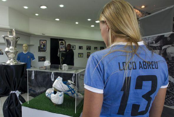 Tanto es el cariño que despertó el uruguayo Abreu en el Botafogo que el...