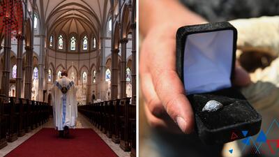 Los hombres casados deben tener el derecho de ejercer como sacerdotes, según Omar