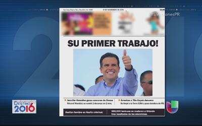 Los 5 de la Bacó: Posibles portadas de los periódicos en Puerto Rico