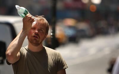 Recomiendan tomar precauciones ante las altas temperaturas para evitar g...