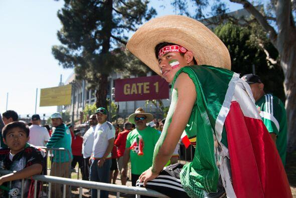 ¡Viva México! Gritaban.