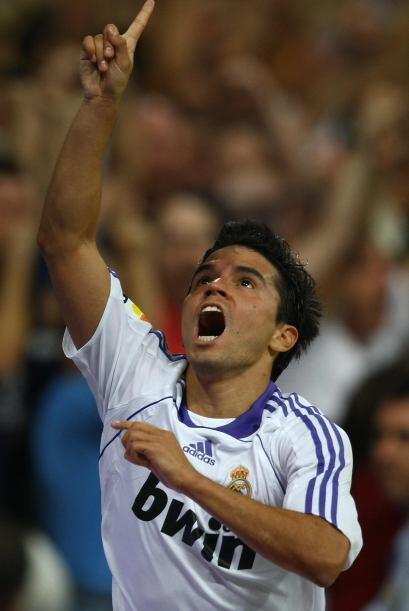 JAVIER SAVIOLA (2007-2009)  Partidos: Liga 9, Champions 6 y Copa del Rey...