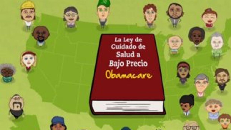 """""""Los You Toons Se Preparan para Obamacare"""" explica las nuevas opciones q..."""