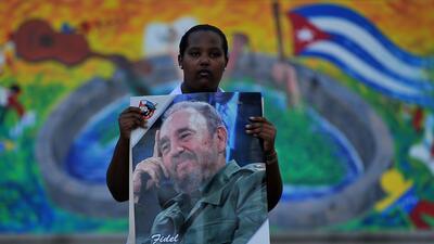 En fotos: un Fidel omnipresente en La Habana