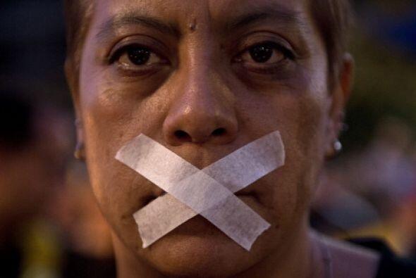 Los sondeos señalan que casi el 60% de los venezolanos reprueba l...