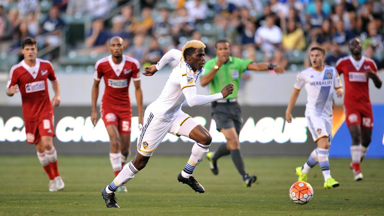 LA Galaxy venció 5-1 al Central FC