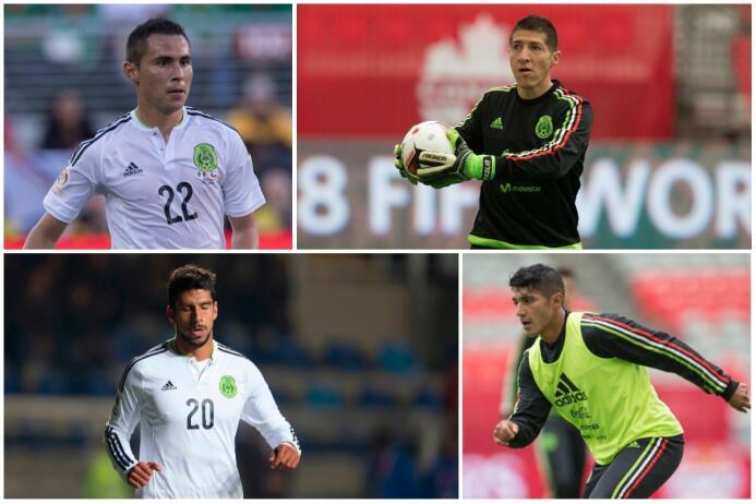 Los 'olvidados' de Osorio, 11 jugadores que no volvieron con el Tri coll...