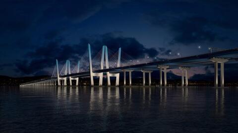 El New NY Bridge —un proyecto con un costo de $4 mil millones que sustit...