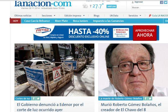 La Nación de Argentina.