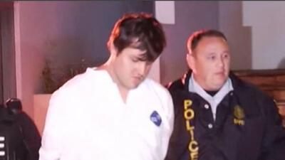 John Jonchuck Jr. fue acusado de asesinato en primer grado y agresión ag...