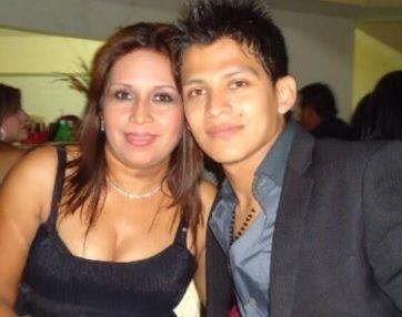 Desde que su padre falleció, Aldo Sarabia no quiso saber más de su madre.