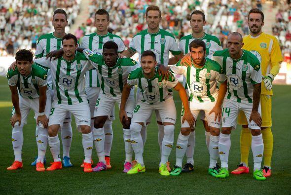 """C""""RDOBA.- El Córdoba regresa a la máxima categoría del fútbol español de..."""