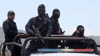 Imágenes y detalles de tiroteo en Tanhuato, Michoacan