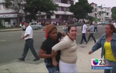 No paran las detenciones políticas en Cuba