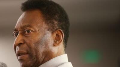 Pelé se mostró respetuoso a la decisión de Diego Costa