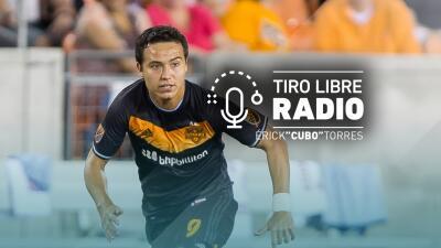 """Tiro Libre Radio con Érick """"Cubo"""" Torres"""