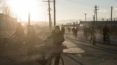En fotos: Las duras condiciones de vida que el régimen de Corea del Norte no muestra
