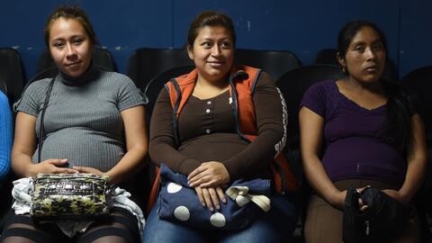 salud zika embarazadas