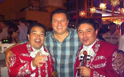 "Julian Medina, fundador del Restaurante Mexicano ""Toloache"" ce..."