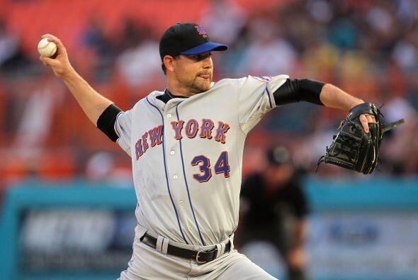 .Los Mets contaron con sólo un jugador que había estado en su alineación...