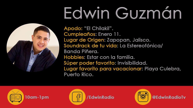Edwin Guzman