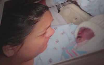 Una cápsula de amor para mujeres embarazadas que reciben la noticia de q...