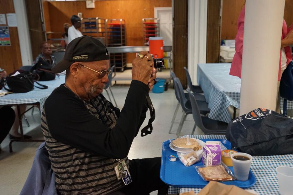 El evento se desarrolló en el Hamilton Grange Senior Center de Harlem.