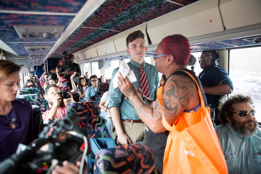 Estudiantes Douglas en Tallahassee