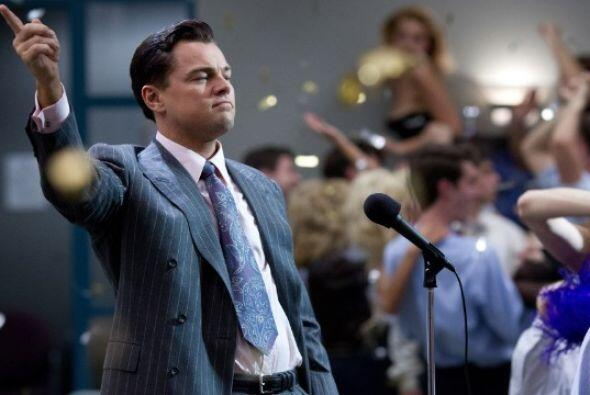 "Best actor in a motion picture, musical or comedy: Leonardo DiCaprio, ""T..."