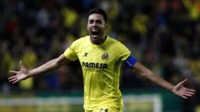 Bruno anotó el segundo gol de Villarreal.