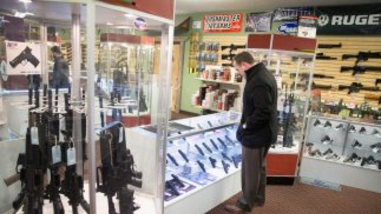 Este año se han vendido en EEUU más del doble de armas que en 1998.