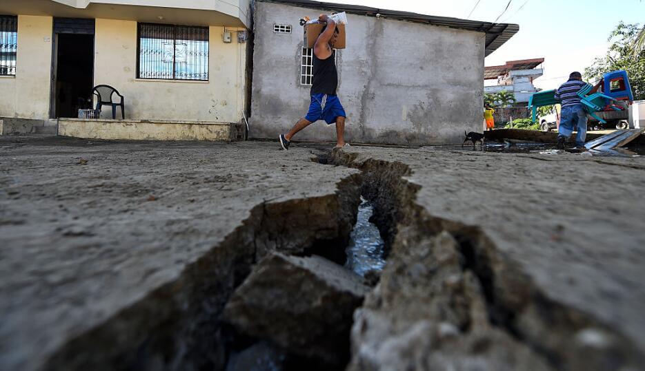 Las imágenes que nos deja el potente terremoto en Ecuador  ecuador5.jpg