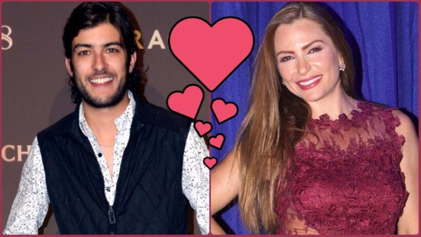 Juan Pablo Gil y Martha Julia podrían estar estrenando romance