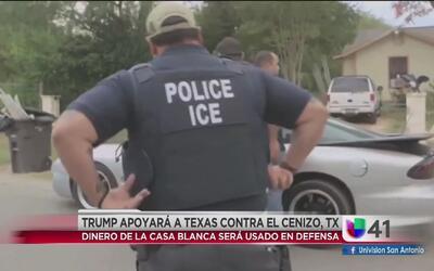 Trump apoyará al gobernador de Texas a defender la SB 4