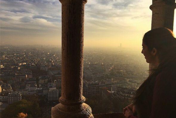 """""""¡Hasta pronto #Paris y #Londres! Gracias por unos días y recuerdos mara..."""