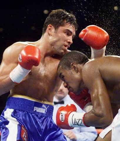 La derrota ante 'Tito'En 1999 Oscar De la Hoya y Félix 'Tito' Trinidad p...