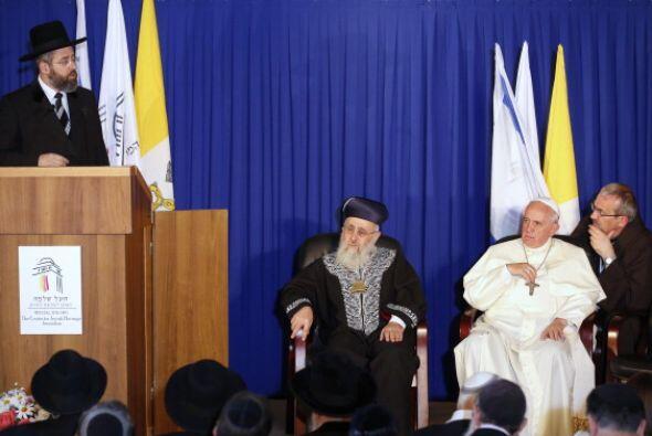 Los principales rabinos centraron su discurso en la lucha contra el anti...