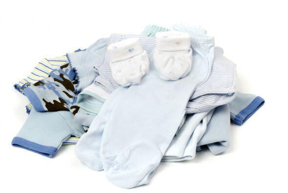 Una muda de ropa para el niño. No importa cuánto cuidado tengas, tu bebé...