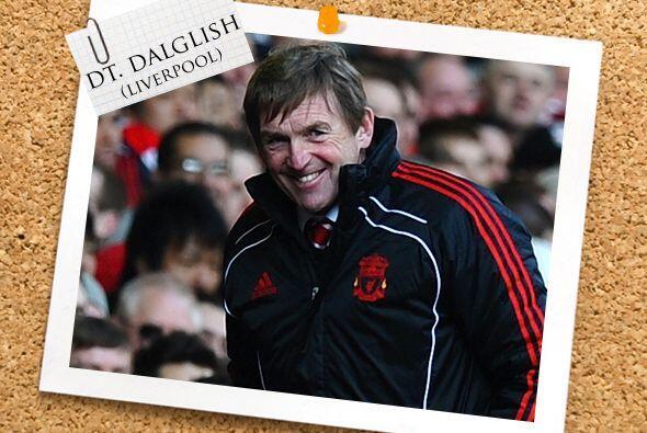 Nuestros 11 elegidos son dirigidos por el estratega Kenny Dalglish, líde...