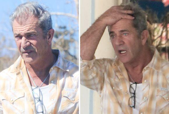 ¡Mel Gibson está cansado de ser popular!