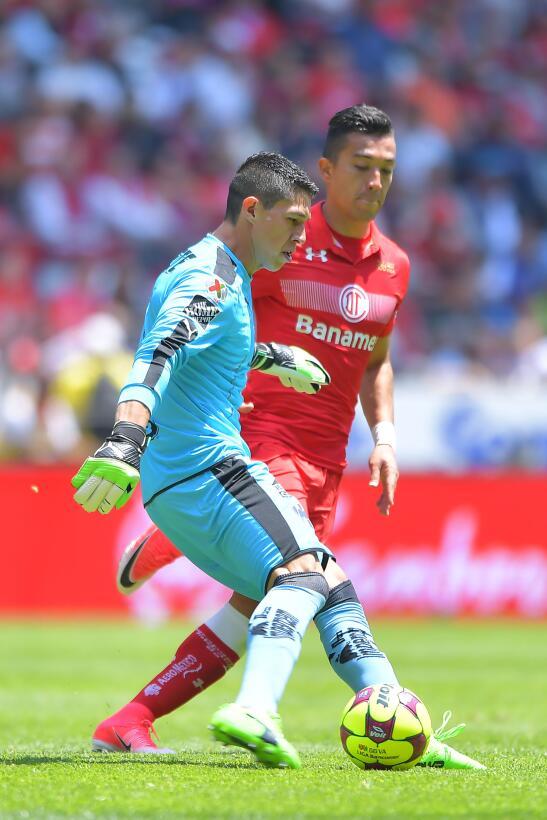 Los Diablos empatan ante Monterrey y recuperan el liderato general Hugo...