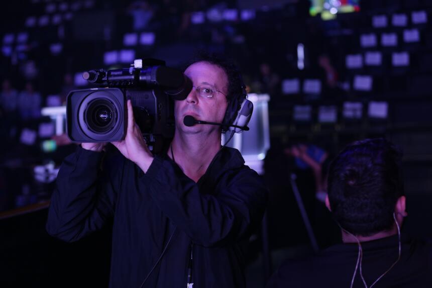 Tú también puedes ser parte del Backstage de tu programa favorito sumerg...
