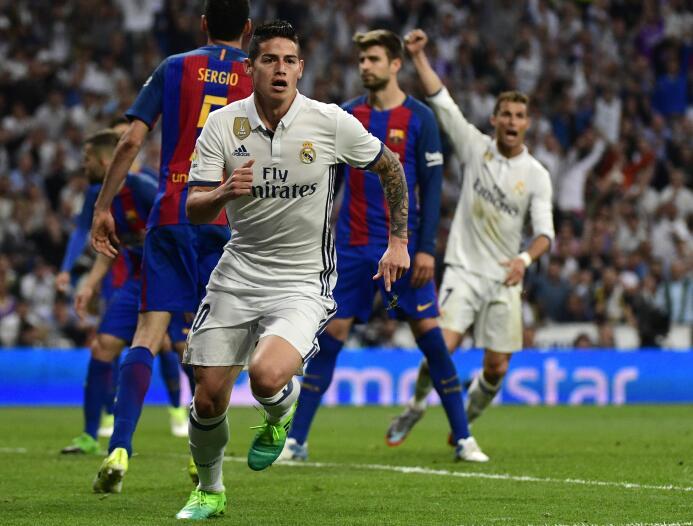 Las claves tácticas del Real Madrid-Barcelona GettyImages-671986134.jpg